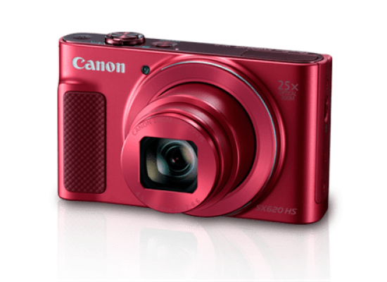 Canon Camera PowerShot SX620HS Red