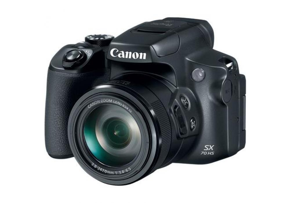 Canon Camera PowerShot SX70 HS