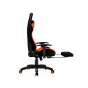 Meetion 4D Armrest Massage Gaming E-Sport Chair with Footrest CHR25