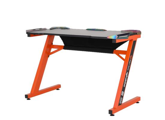Meetion Z Shaped PC Gaming Computer E-Sport Desk DSK10