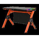 Meetion RGB Led Light PC Computer Gaming E-Sport Desk DSK20