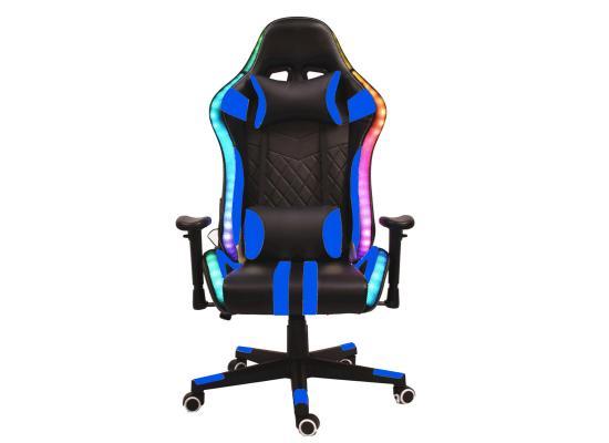 Gaming chair D01 RGB/ Blue