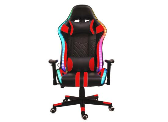 Gaming chair D01 RGB/ Red
