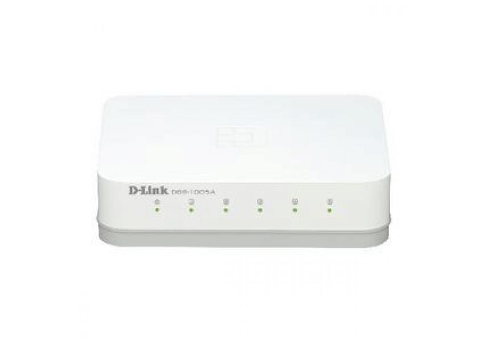 D-Link 5‑Port Gigabit Switch