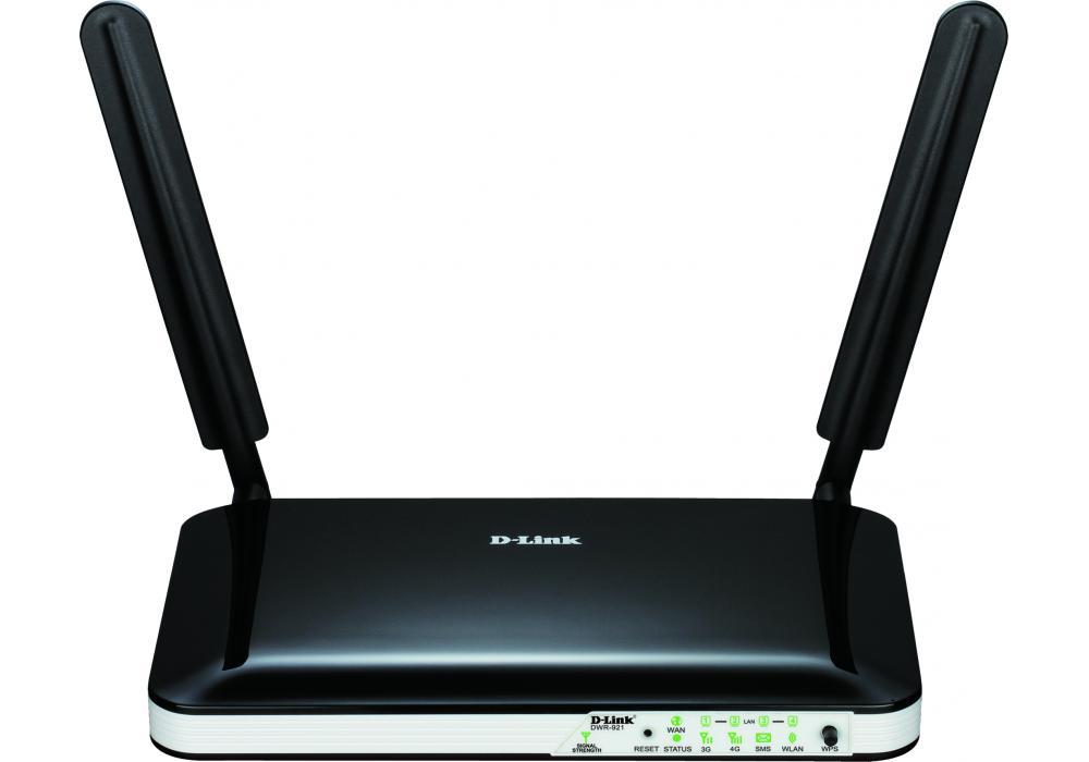 D-Link's DWR-921 4G LTE Router