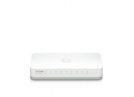 D-Link 8‑Port Gigabit Switch
