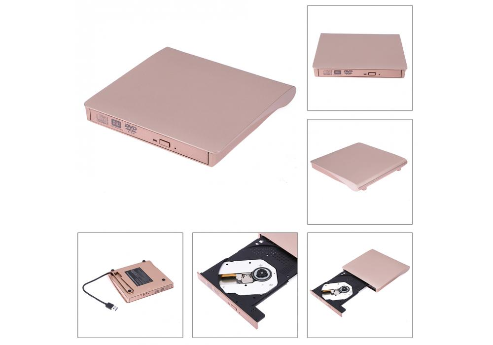 External USB 3.0 DVD Writer