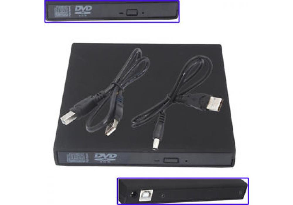 External USB 2.0 DVD Writer