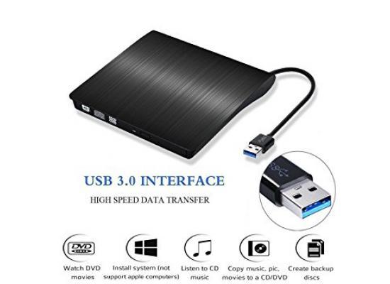 External DVD Portable Ultra Slim NEW