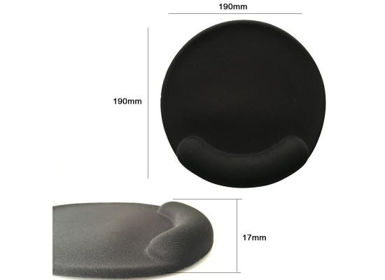 Gel Mouse Pad With Wrist Rest MO301