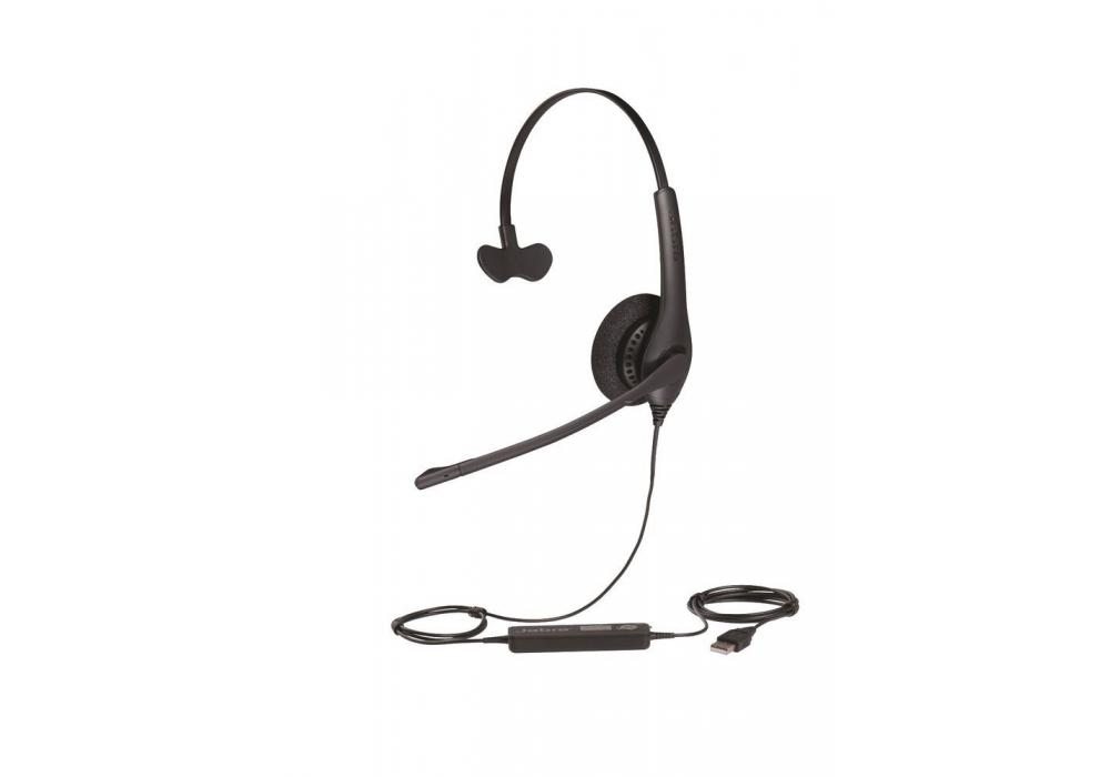 Headphone One Ear call center USB