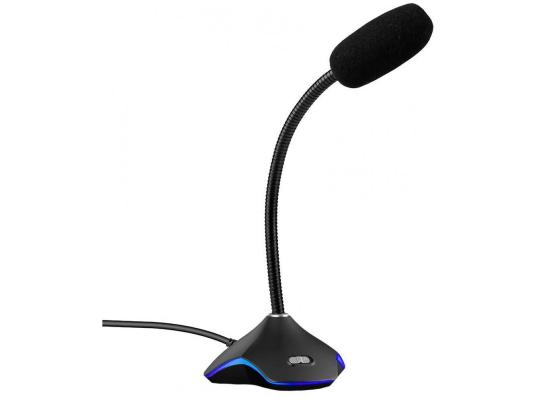 MIC AUX RGB Colorful Multimedia Microphone