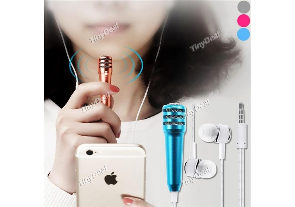 Mini Conference Earphone With Mic