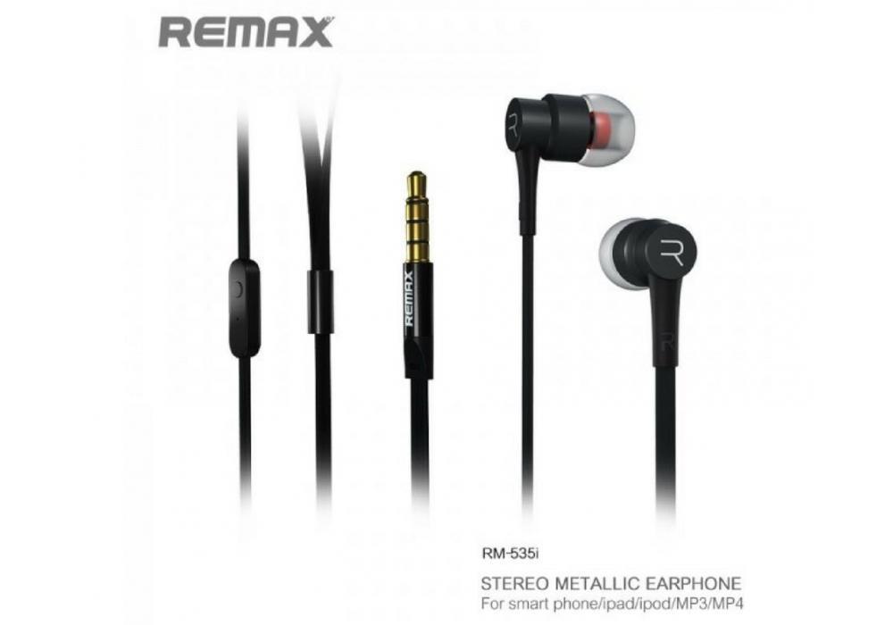 Earphone REMAX  RM-535