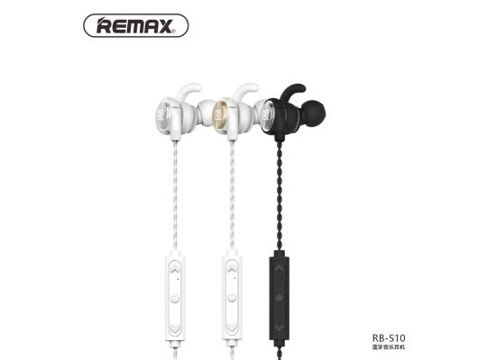 Earphone REMAX  RB-S10 Bluetooth