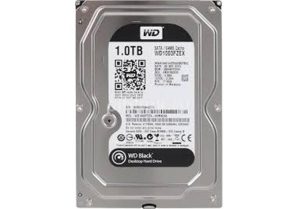 WD Black 1TB Hard Drive