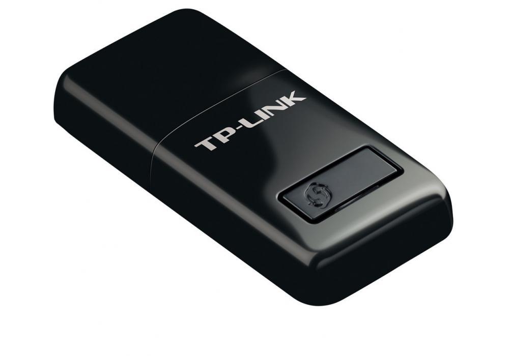 TP-LINK Wireless USB Mini Adapter 300Mbps TL-WN823N