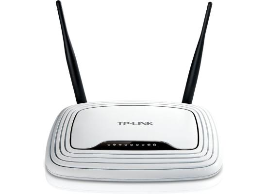 TP-LINK Wireless Router 300Mbps TL - WR841N