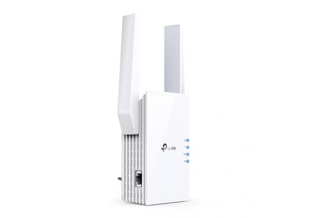 TP LINK AX1800 Wi-Fi Range Extender RE605X