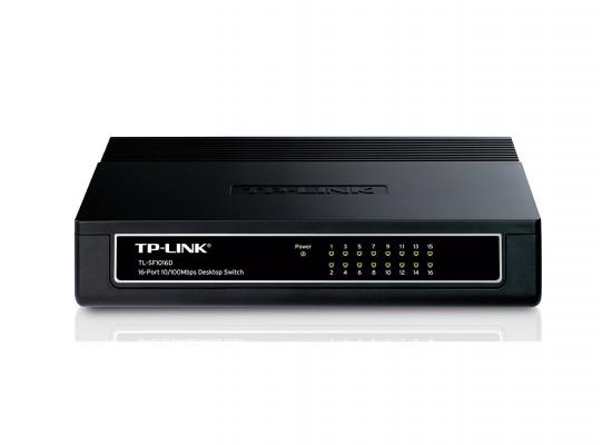 TP-LINK Desktop Switch 16-Port