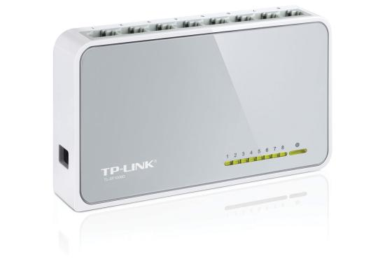 TP-LINK Desktop Switch 8-Port 10/100Mbps TL-SF1008D