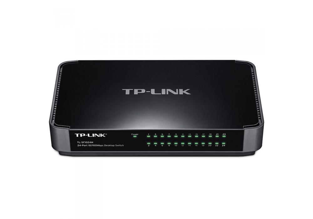TP-LINK Desktop Switch 24-Port 10/100Mbps TL-SF1024M