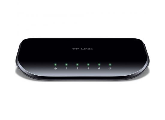 TP-LINK Desktop Switch 5-Port Gigabit TL-SG1005D