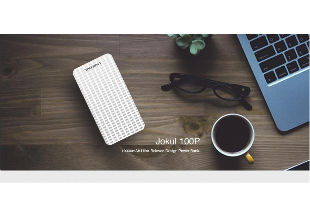 LINKCOMN Jokul 100P Dual USB 10000 mAh Powerbank