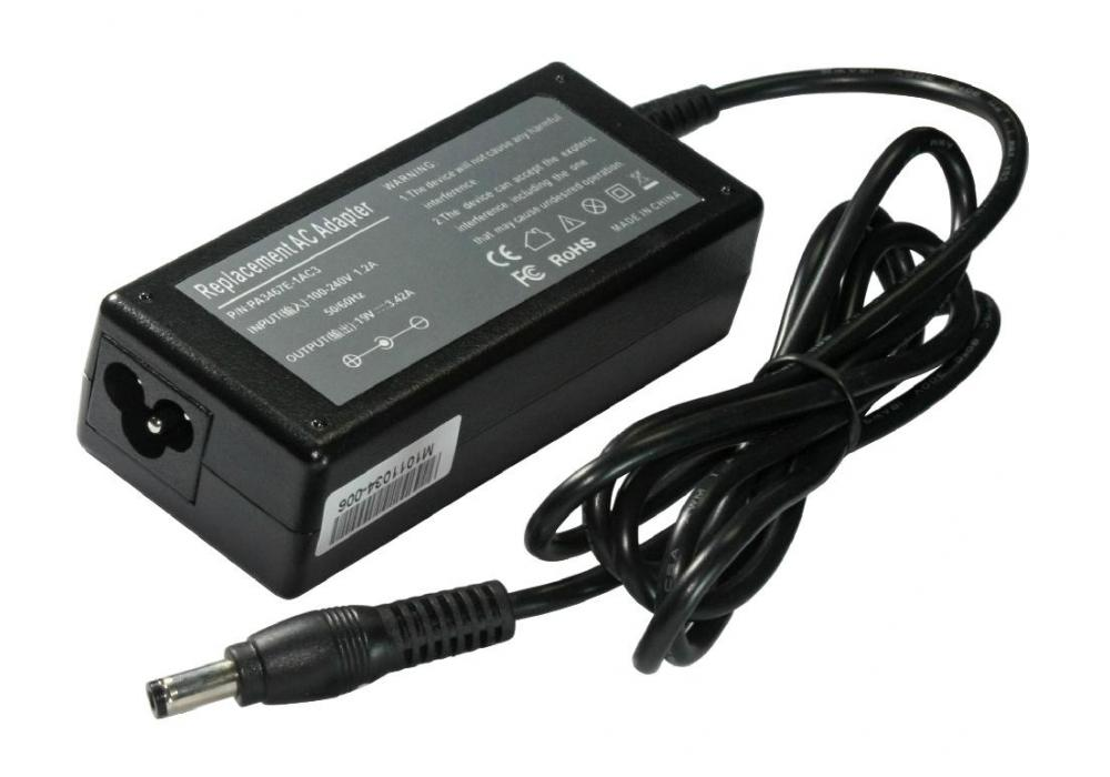Charger For Laptop Hp 19V- 3.42A Compatible