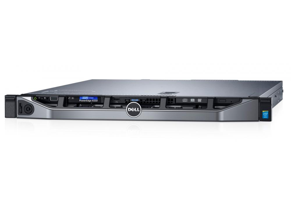 Dell PowerEdge R330 - Xeon E3-1240 v5