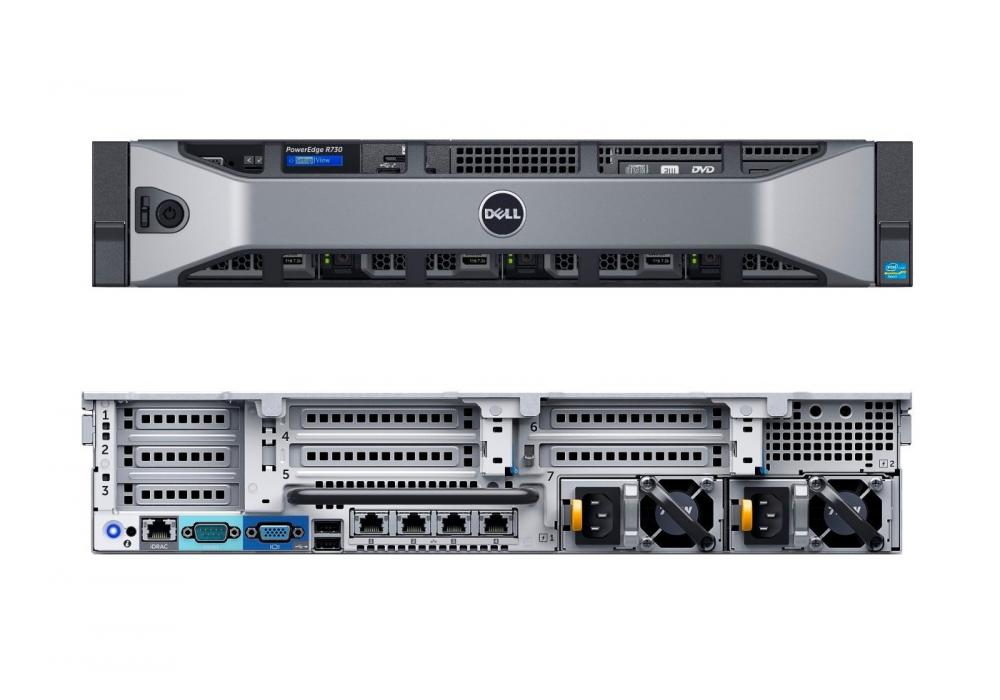 Dell SERVER PowerEdge R730 - Xeon E5-2650 v4