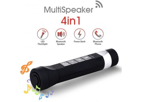 Speaker Bluetooth Multifunctional Music Torch