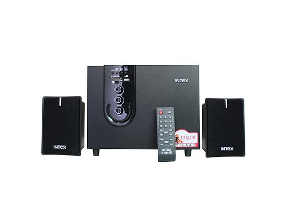 Intex Subwoofer 2.1 Channel IT-1800 SUF