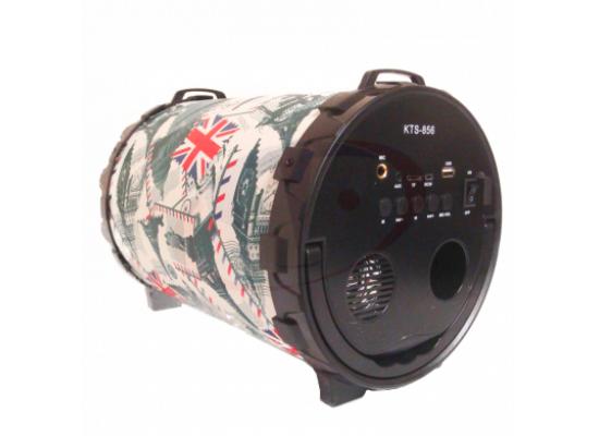Speaker Bluetooth Bazooka 007