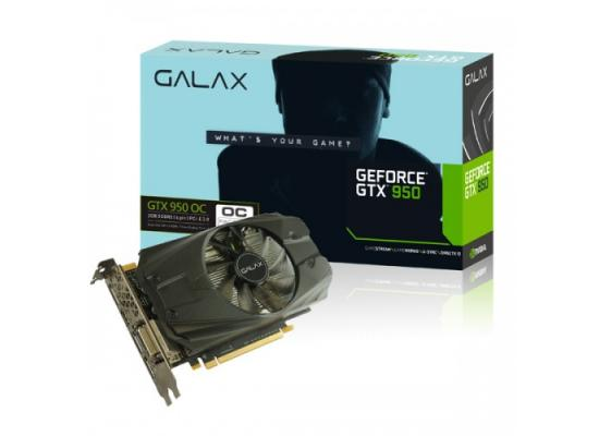 Galax Nvidia Geforce GTX950 OC 2GB DDR5