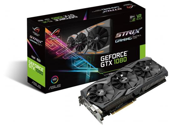Asus NVIDIA ROG Strix GTX 1080 Advanced edition 8GB DDR5