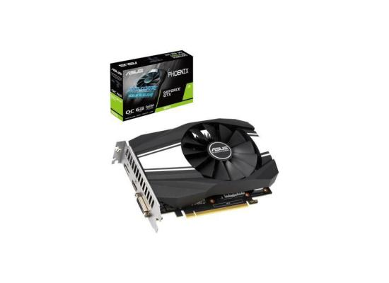 Graphic Card Asus NVIDIA GeForce Phoenix GTX 1660 OC Edition 6GB GDDR5