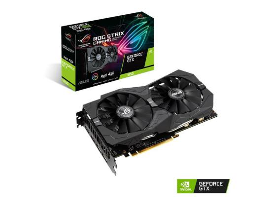 Graphic Card Asus NVIDIA GeForce Rog Strix GTX 1650 Advanced Edition 4GB GDDR5