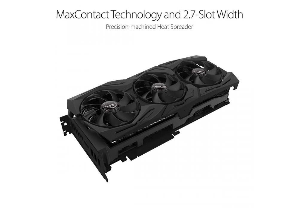 Graphic Card Asus ROG Strix NVIDIA GeForce  RTX 2080  Advanced  8GB GDDR6
