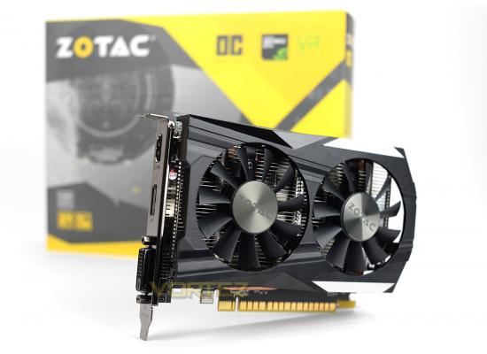 ZOTAC Nvidia Geforce GTX1050 2GB DDR5