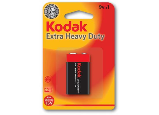 Kodak Extra Heavy Battery 9V