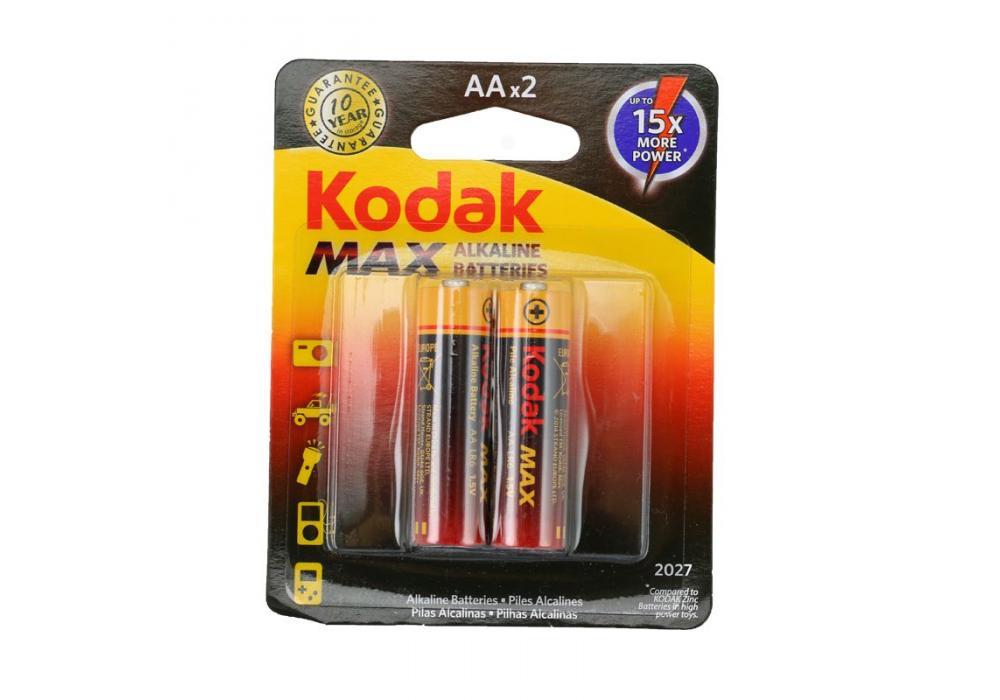 Kodak Alkaline Battery AA2