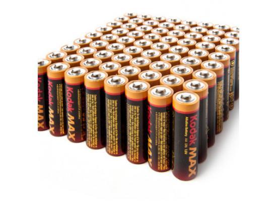 Kodak Alkaline Batteries AA 10