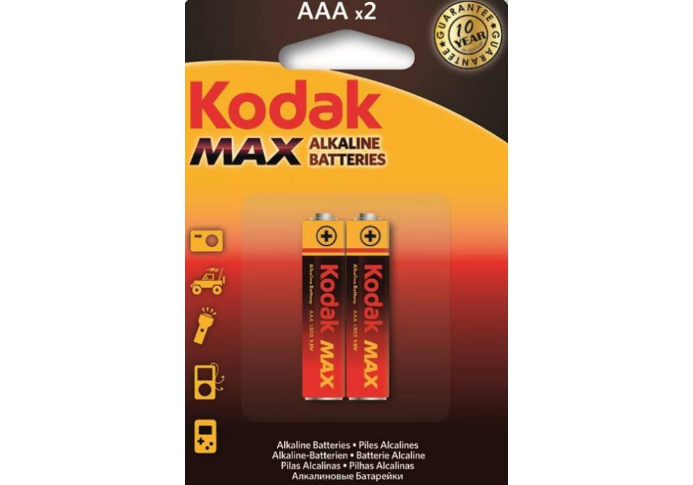 Kodak Alkaline Battery AAA2