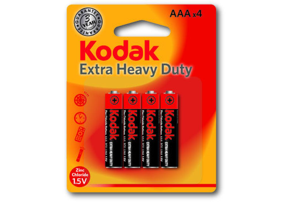 Kodak Extra Heavy Battery AAA4