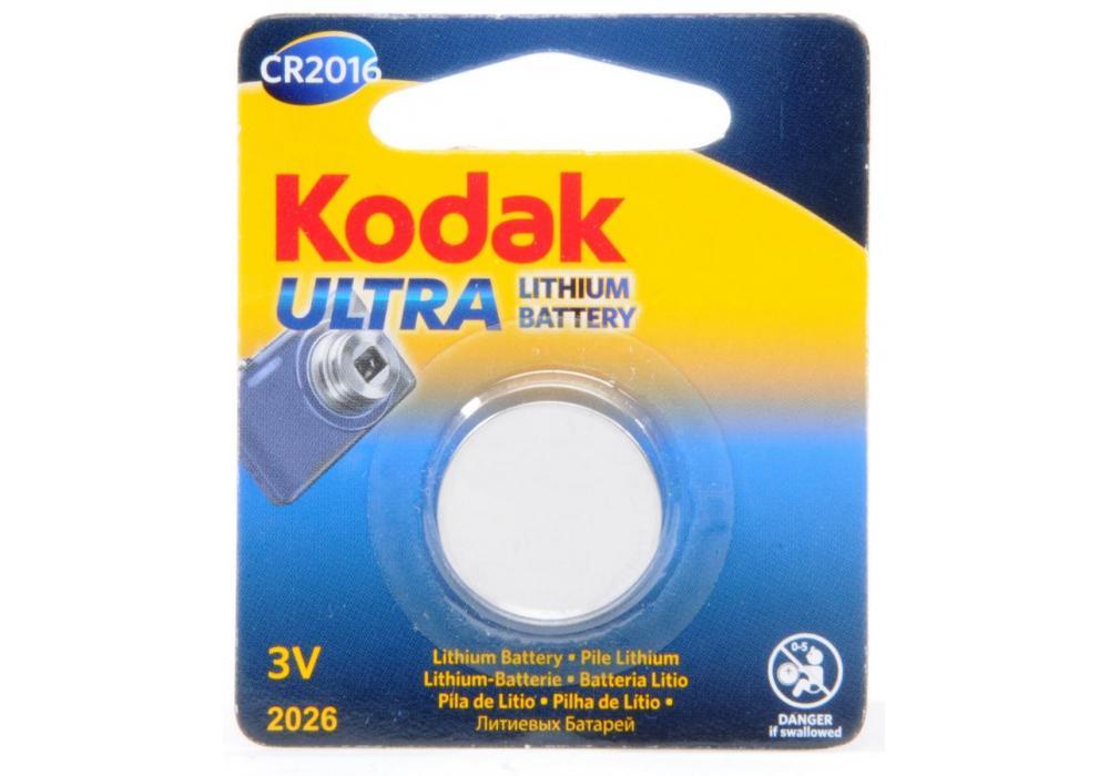 Kodak Lithium  Battery CR2016