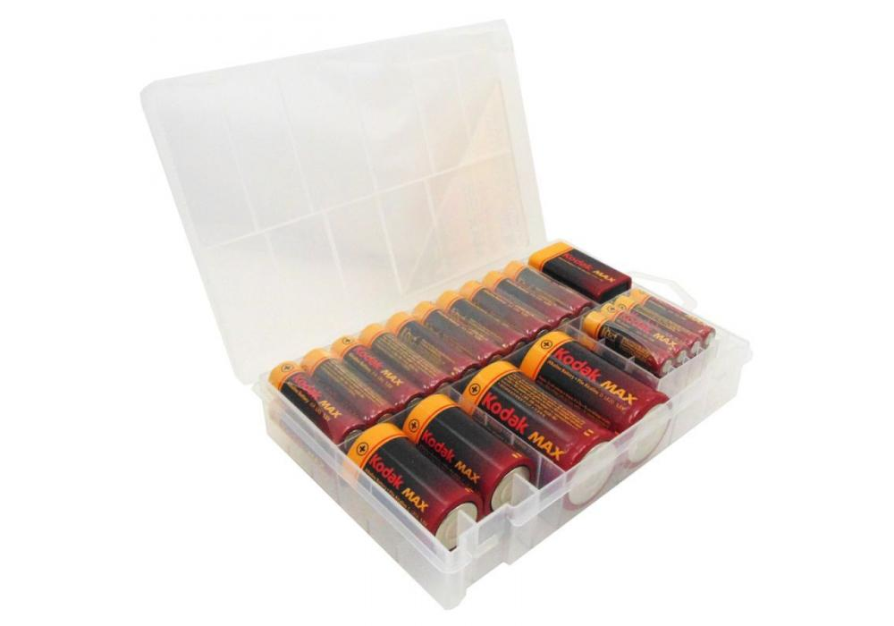 Kodak Alkaline Multi Battery Box
