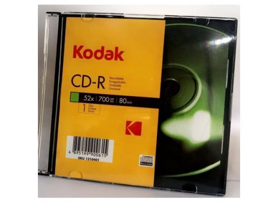 CD-R Kodak 5 PACK 700MB