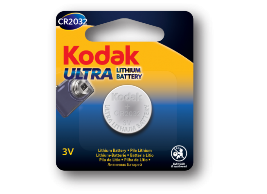 Kodak Lithium  Battery CR2032