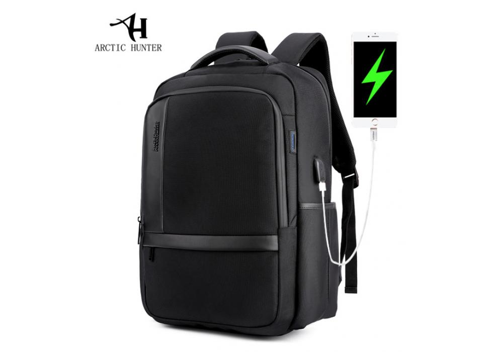 "Arctic Hunter Laptop Backpack 17.3"" 120C"